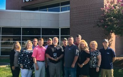 Knoxville News Sentinel NAMES POWELL CLINCH UTILITY DISTRICT A WINNER OF THE KNOXVILLE TOP WORKPLACES 2019 AWARD