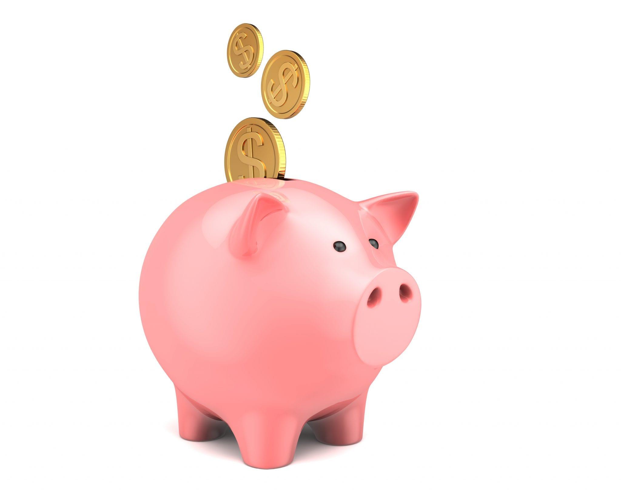 Slot Piggy Bank