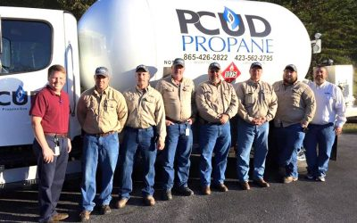 PCUD Wins Propane Award