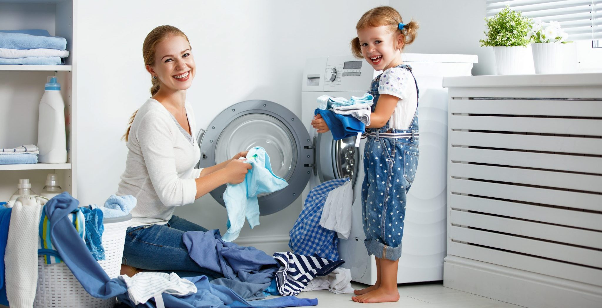 child laudry room Child Laundry Room Image & Photo (Free Trial) | Bigstock